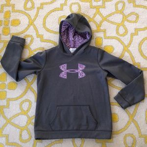 💜Under Armour Sweatshirt💜 Sz YXL